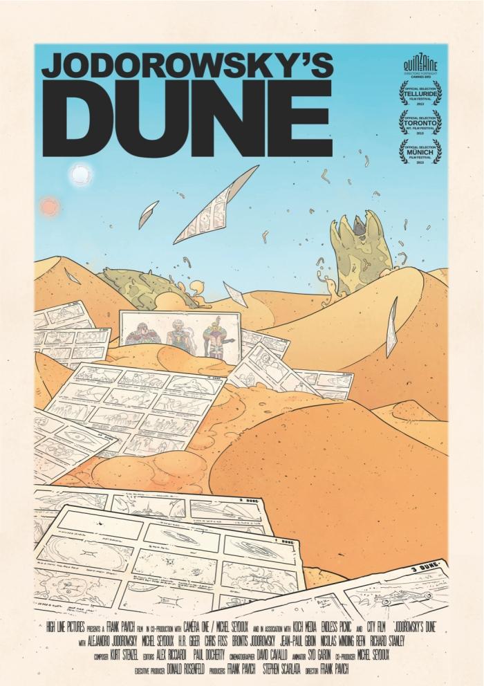 Dunas Poster