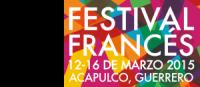 Logo Festival Francés (Horizontal)