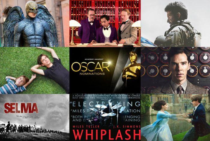 oscars2015 nominados película