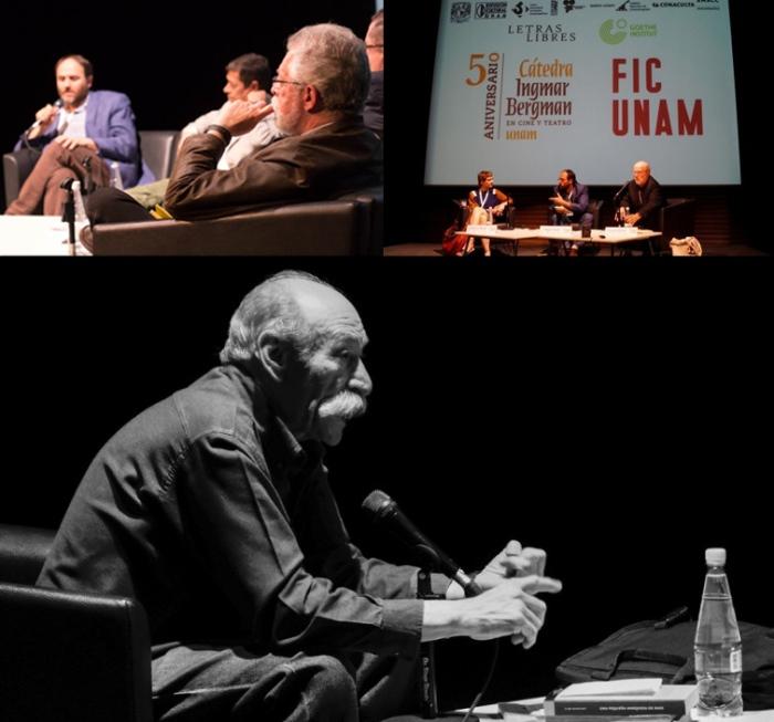 Foro de la Crítica Permanente, Cátedra Bergman - FICUNAM