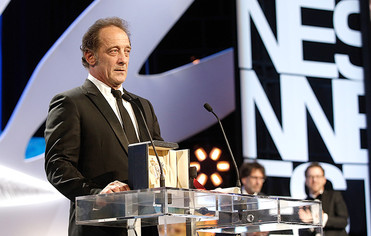 Vincent Lindon © AFP / V. Hache