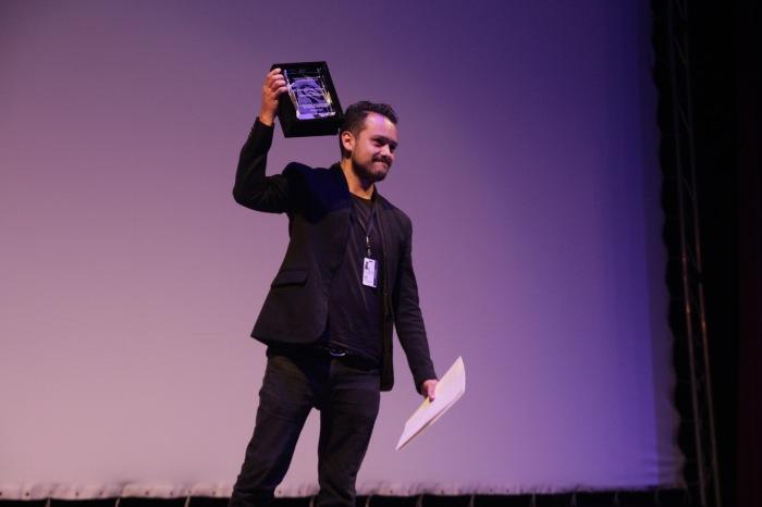 Francisco Barreido, actor de El Comienzo del Tiempo, premio de la audiencia