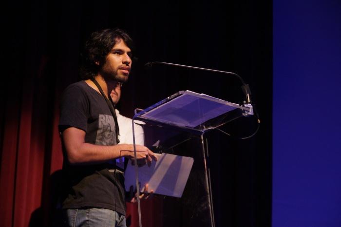 Pablo Chavarría, director de Alexfilm