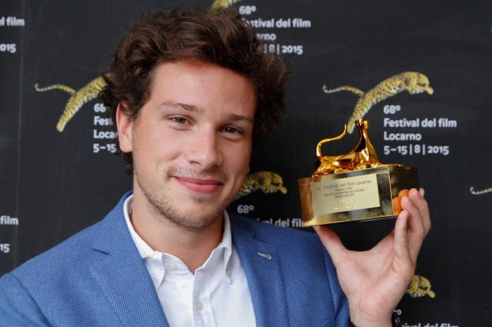 Samuel Grandchamp, Le Barrage, Pardi di domani, Pardino d'oro per il miglior cortometraggio svizzero – Premio Swiss Life