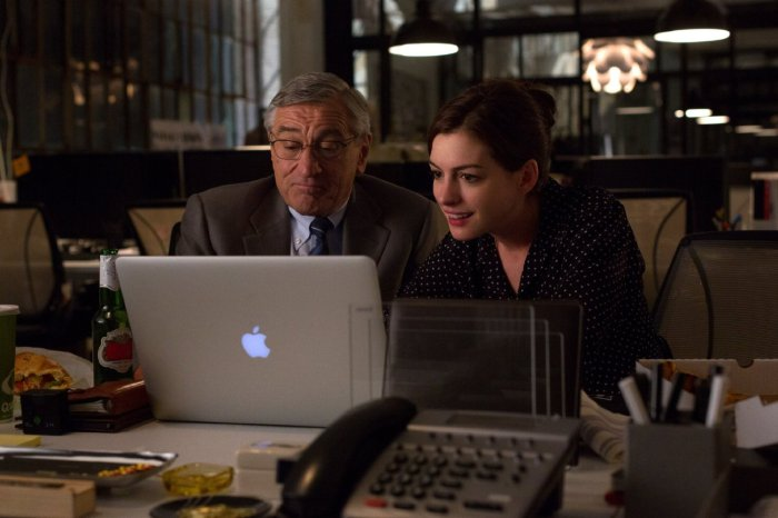 The intern Anne y Robert