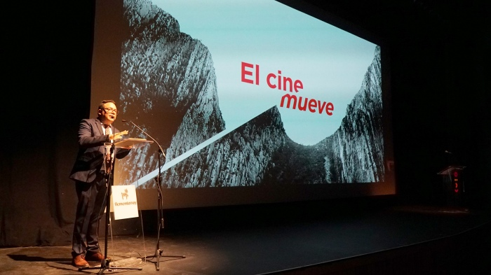 Juan Manuel Gzz, director del FIC Mty